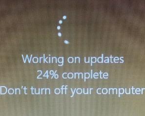 Windows 10 Slowness