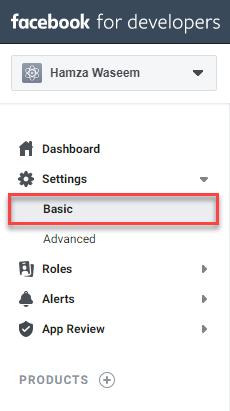 Select Basic option