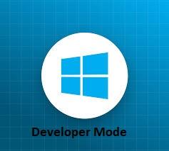 Developer Mode