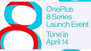 One-plus 8 Official date