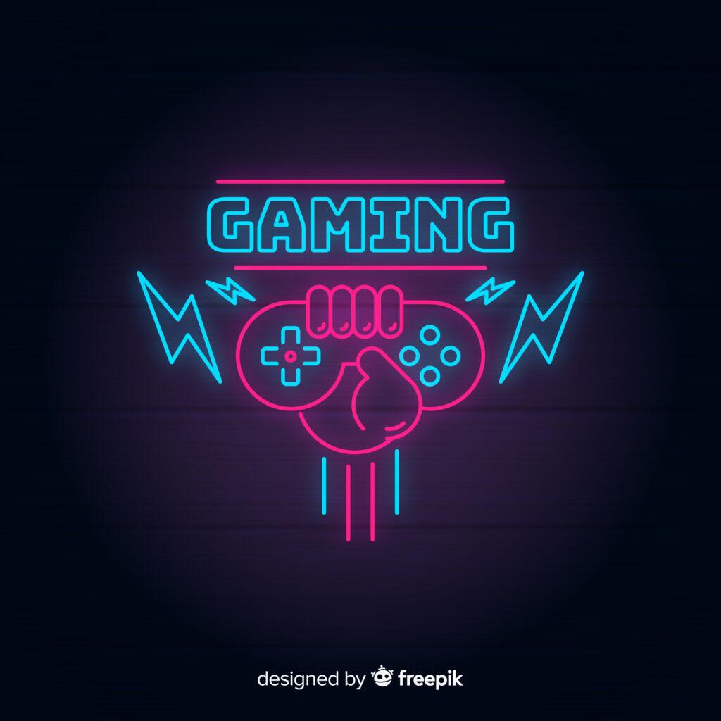 Gaming Logo by FreePik