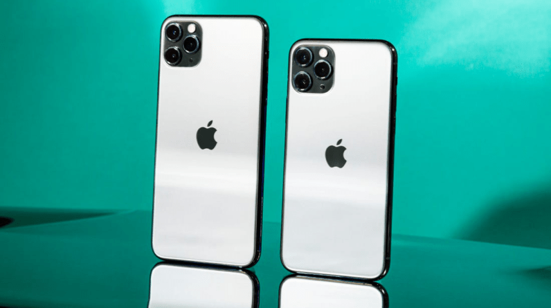 iPhone 12 pro and max